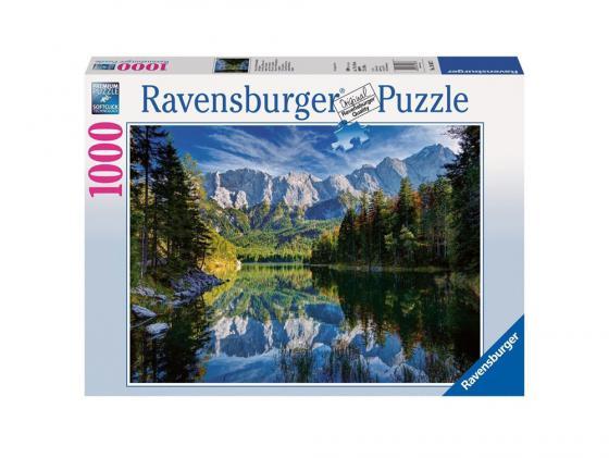 Пазл Ravensburger Озеро Эйб 1000 элементов пазл ravensburger ravensburger пазл 1000 элементов лондон в картинках