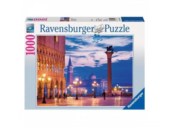 Пазл Ravensburger Площадь Сан-Марко 1000 элементов пазл ravensburger озеро эйб 1000 элементов