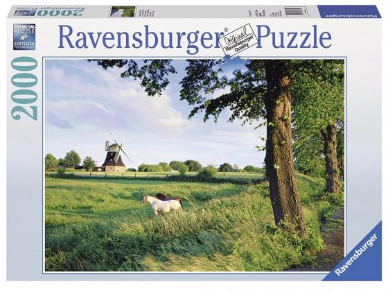 Пазл Ravensburger Сельский пейзаж 2000 элементов пазл ravensburger сейшелы 1500 элементов