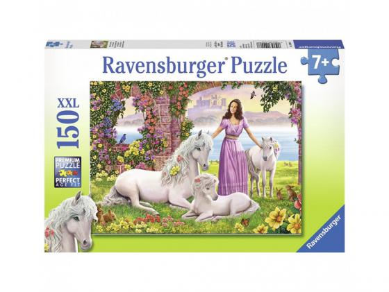 Пазл 150 элементов Ravensburger Сказочное королевство 10008 пазл ravensburger озеро эйб 1000 элементов