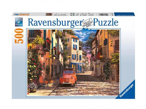 Пазл Ravensburger Юг Франции 500 элементов пазл ravensburger вечер в париже 500 элементов 14505