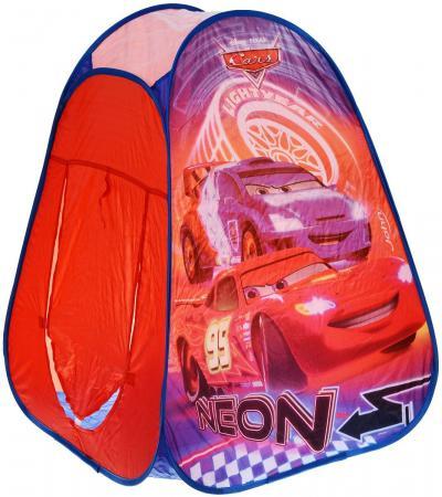 Игровая палатка John Тачки неон 72554WD john мяч тачки неон 4 9 см