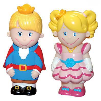 Набор игрушек Затейники Принц и Принцесса GT 2795