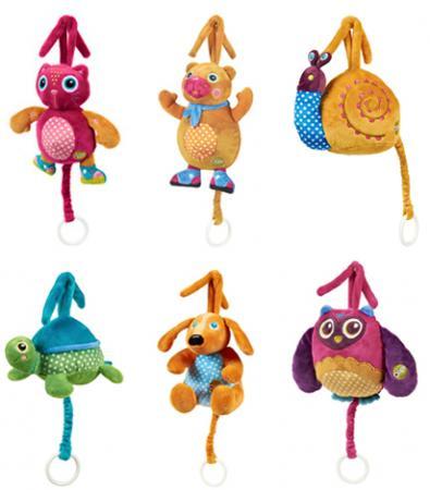 Интерактивная игрушка Oops (6 видов.) с рождения в ассортименте oops игрушка для купания лес oops 634285