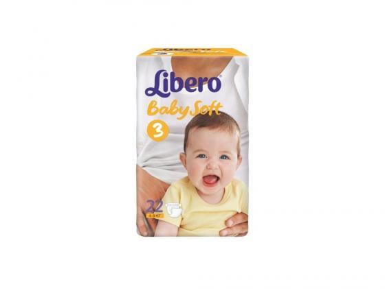 Подгузники Libero Comfort 3 (4-9 кг) 22 шт. libero comfort 3 4 9 22