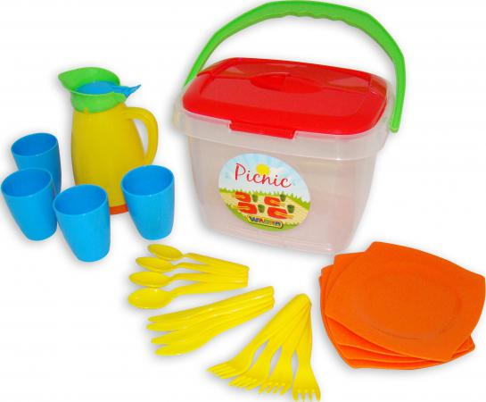 Набор посуды Полесье Алиса №2  40763 полесье лопата 24