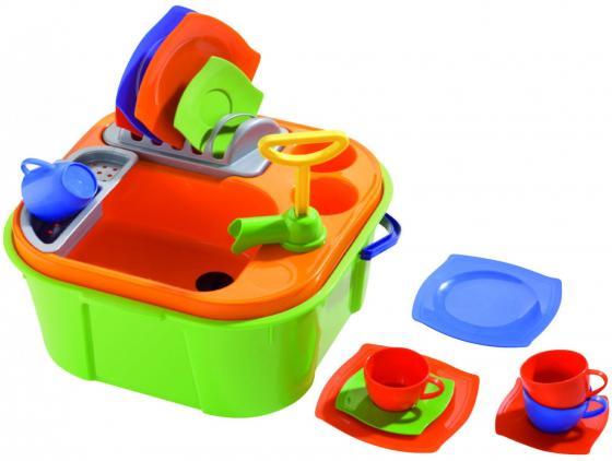Игровой набор Полесье Мини-посудомойка 42002 полесье полесье игровой набор садовый