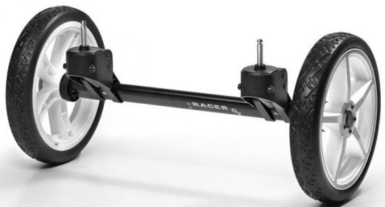 Система сменных колес Quad для коляски Hartan Racer GT (белый) hartan адаптер на коляски hartan для maxi cosi черный