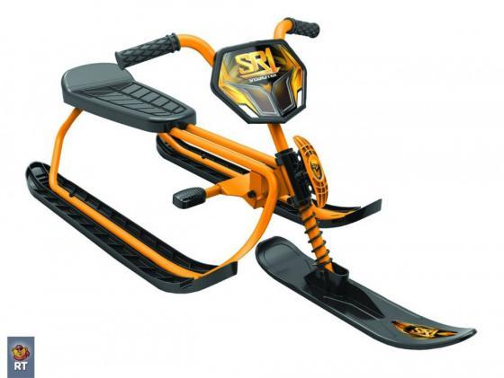 Снегокаты Snow Moto SnowRunner SR1 ORANGE до 60 кг пластик металл оранжевый