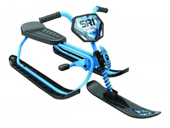 Снегокаты Snow Moto SnowRunner SR1 Sky до 60 кг металл голубой