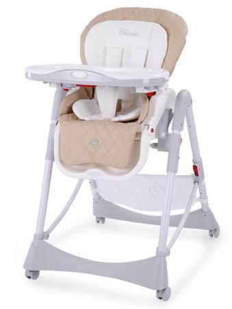 Стульчик для кормления Happy Baby William (beige)
