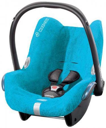 Чехол на автокресла Maxi-Cosi Cabrio Fix (blue) база для автокресла maxi cosi база family fix для автокресла