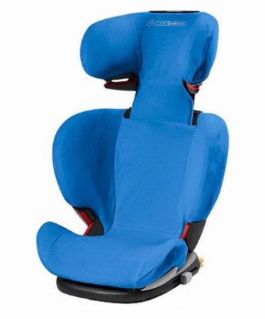 Чехол на автокресло Maxi-Cosi Rodi Fix (blue) автокресло inglesina prime miglia i fix blue