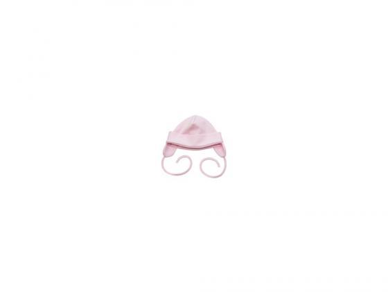 Шапочка детская (арт. 17-91 розовый) (размер 42) шапка для девочки lucky child дюймовочка цвет мультиколор 37 9 цв размер 45