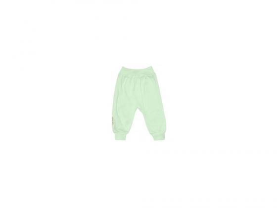 Штанишки Lucky Child ажур киви. размер 18 (56-62) футболка lucky child ажур киви разм 22 68 74 см