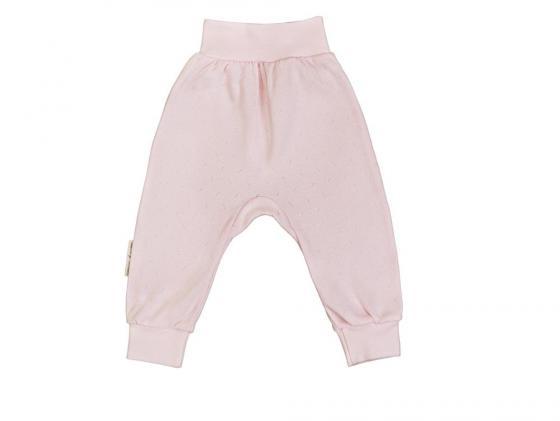 Штанишки Lucky Child ажур розовые. размер 18 (56-62) штанишки на широком поясе lucky child цвет серый 1 11 размер 56 62