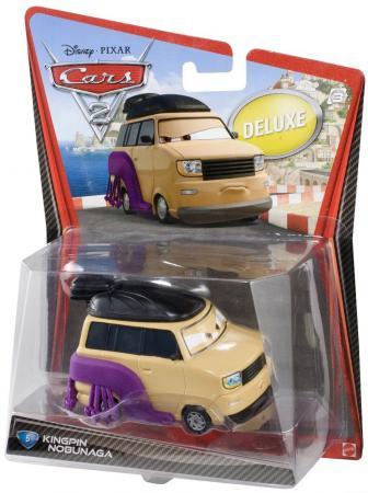 Автомобиль Mattel Cars 2 Тачки 2 Kingpin Nobunga V2848