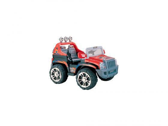 Электромобиль Kids cars Джип (двухместный, аккумуляторно-зарядный) электромобиль мастер джип со склада