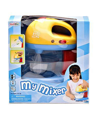Миксер Playgo электрический миксер