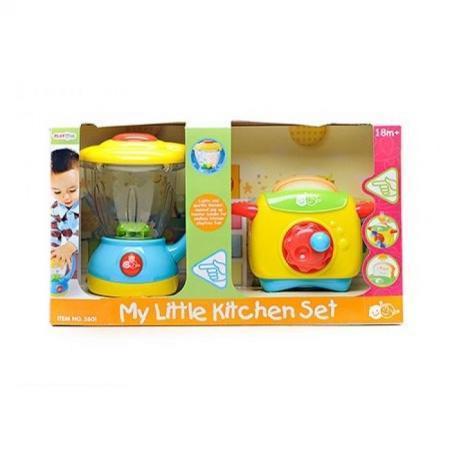 Развивающий центр Playgo Мой первый кухонный набор Play 2601 со звуком и светом развивающий центр мой первый кухонный набор playgo