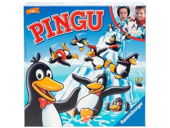 Настольная игра развивающая Ravensburger Пингвины ravensburger настольная игра фигурикс ravensburger