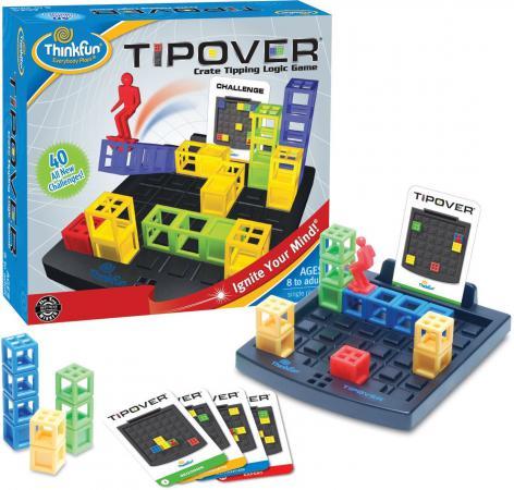 Головоломка Think Fun Tipover от 8 лет 7070 thinkfun кубическая головоломка tipover
