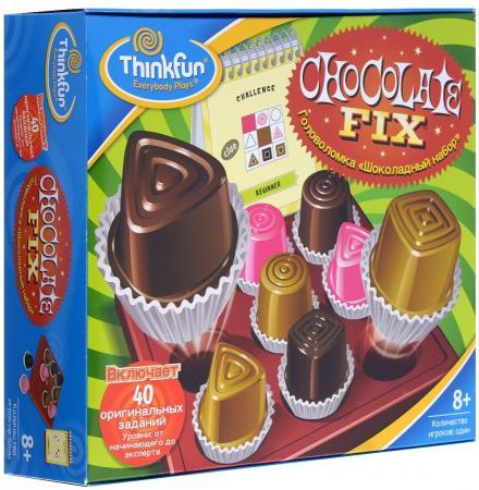 Игра-головоломка Think Fun Шоколадный набор от 8 лет 1530 игра головоломка recent toys cubi gami