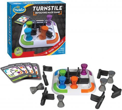 Игра-головоломка Think Fun Турникет от 8 лет 0034 игра головоломка recent toys cubi gami