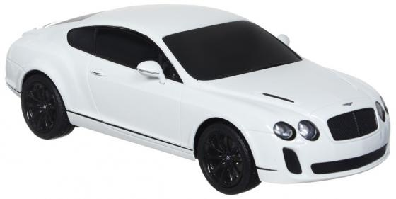 Автомобиль Welly Bentley Continental Supersports 1:24 24018 автомобиль welly audi r8 v10 1 24 белый 24065
