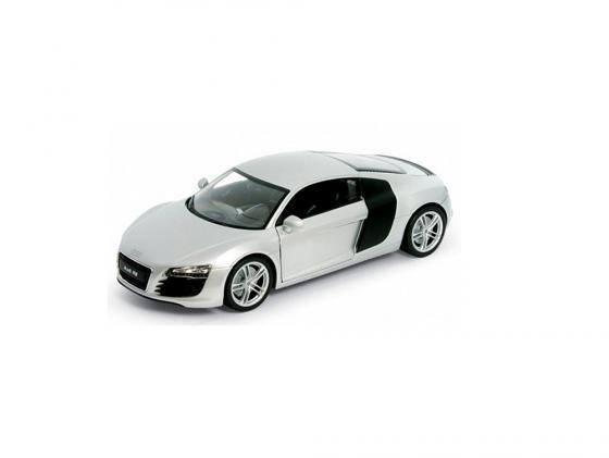Автомобиль Welly Audi R8 1:34-39 белый 43633