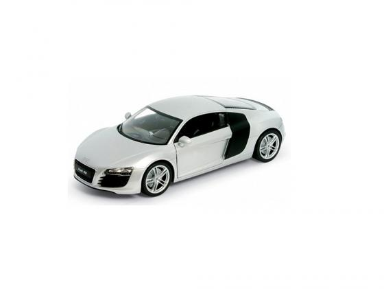 цена на Автомобиль Welly Audi R8 1:34-39 белый 43633
