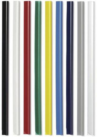 Скрепкошина Durable 290002 100 шт 13 мм белый скрепкошина durable 290919 25 шт 17 мм