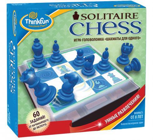 Настольная игра логическая Think Fun Шахматы для одного 3400-RU fun 2015 fun075051903