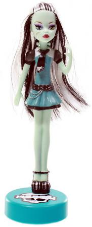 Кукла - ручка Monster High с подставкой Frankie Stein classic toys high quality original monstr dolls travel scaris frankie stein doll free shipping best gift for girl