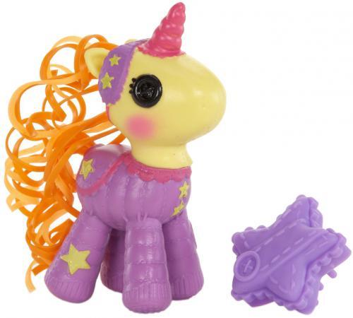 Куклы Lalaloopsy Бейби Пони, фиолетовая 529927Е4С куклы lalaloopsy игрушка кукла малютки lalaloopsy