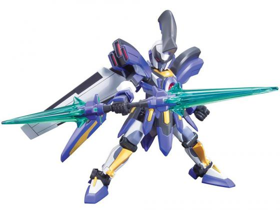 Конструктор BANDAI LBX Один 84384 bandai hobby 03 hgbf gundam x maoh model kit 1 144 scale