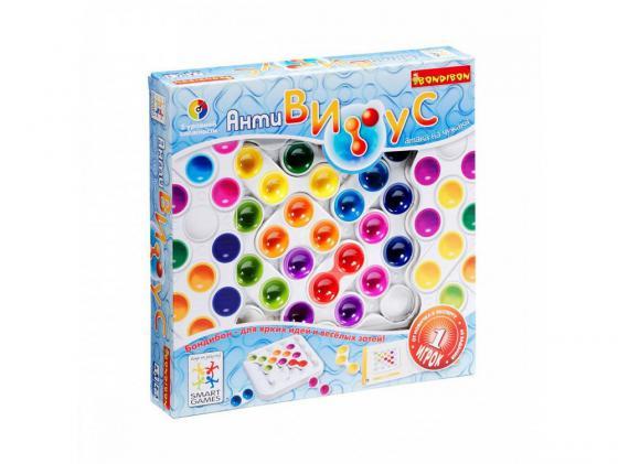 Настольная игра логическая Bondibon АнтиВирус ВВ0847 bondibon игра антивирус bb0847 sg520ru