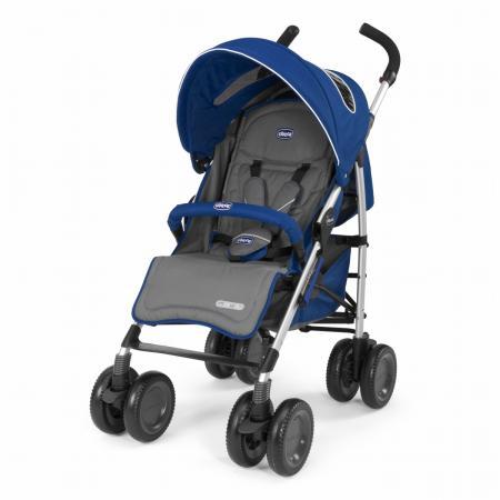 Коляска-трость Chicco Multiway Evo (blue) chicco color pack 06079358990000 07co1403ant набор аксессуаров для коляски urban plus anthracite