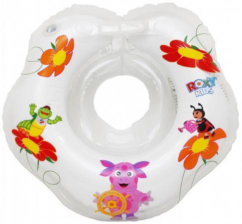 Надувной круг Roxy Kids Лунтик roxy kids круг для купания kengu