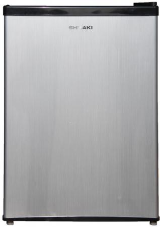 Холодильник Shivaki SHRF-74CHS серебристый shivaki мини холодильник shivaki shrf 54cht