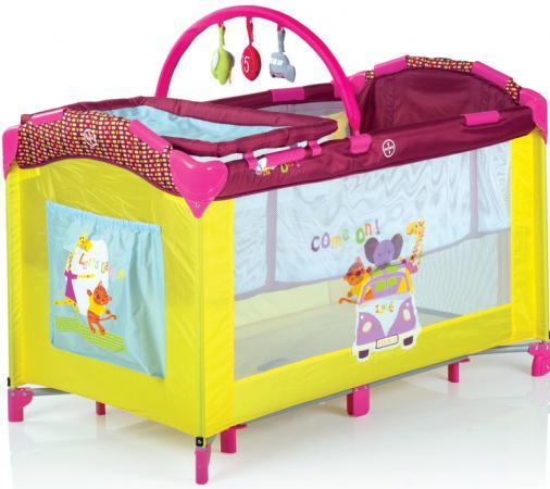 Манеж-кровать Babies (цвет P-695I) манеж babies hb 8090 coral