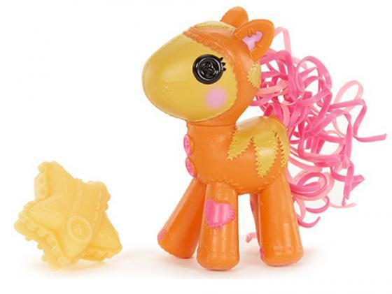 Кукла Lalaloopsy Кукла Бейби Пони оранжевая 529941 7.5 см 529941 кукла lalaloopsy mini с интерьером в ассортименте