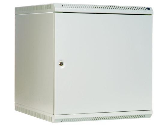 лучшая цена Шкаф настенный 9U ЦМО ШРН-9.480.1 600x480 дверь металл
