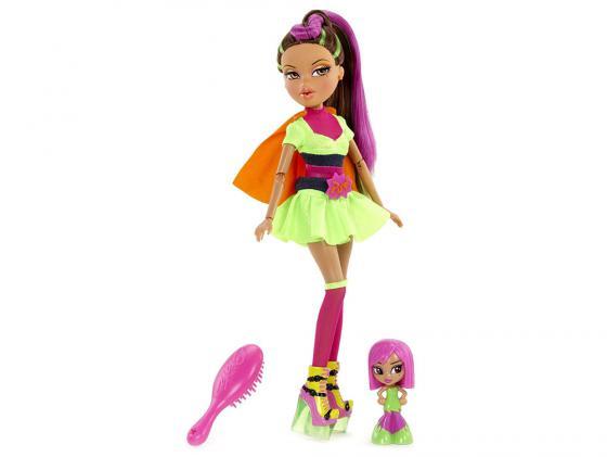 Кукла Bratz Супергерои Жасмин 29 см 523413 каталог bratz