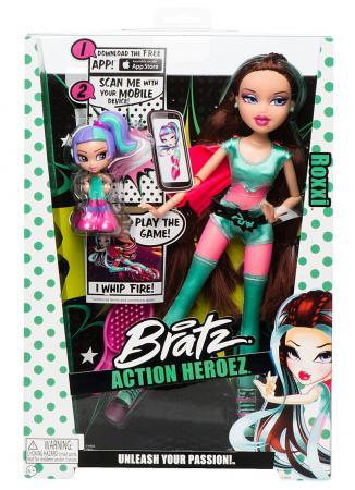 Кукла Bratz Супергерои Рокси 29 см 525653