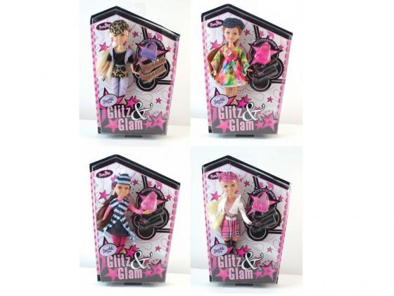 Кукла Funville Модница 20 см 240105 funville кукла brilliance fair 26 7 см funville