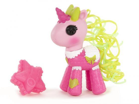 Кукла Lalaloopsy Бейби Пони розовая 7.5 см 529910 кукла lalaloopsy mini с интерьером в ассортименте