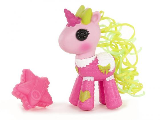 Кукла Lalaloopsy Бейби Пони розовая 7.5 см 529910 куклы lalaloopsy игрушка кукла малютки lalaloopsy