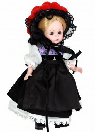 Кукла Madam Alexander Девочка из Германии 20 см 64495 a 2015 95% xxxl 8120