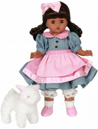 Кукла Madam Alexander Мэри с барашком 20 см 64596 платье madam t madam t ma422ewwzb38